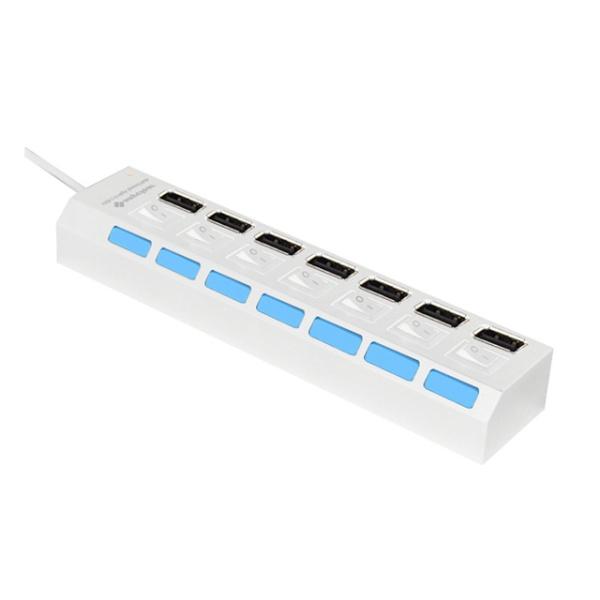 [MBF] 엠비에프 MBF-H07 (USB2.0허브/7포트)