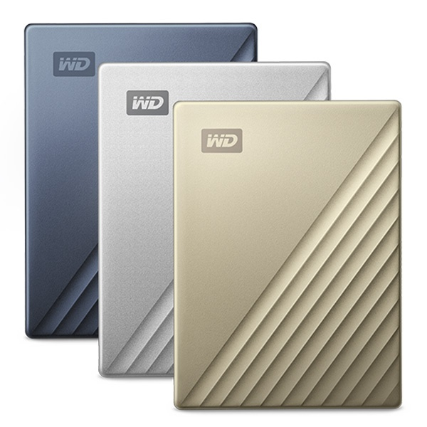[Western Digital] 외장HDD, My Passport ULTRA [USB Type-C/파우치증정] [인쇄/견적문의]