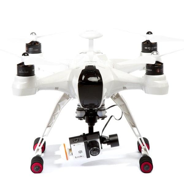 QRX350 Premium [촬영용 GPS 센서 드론] 모드선택 모드2