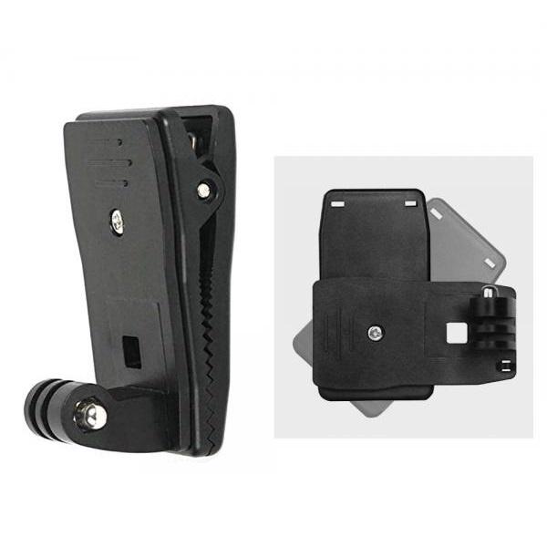 액션캠 집게형 마운트 [AC-A15]
