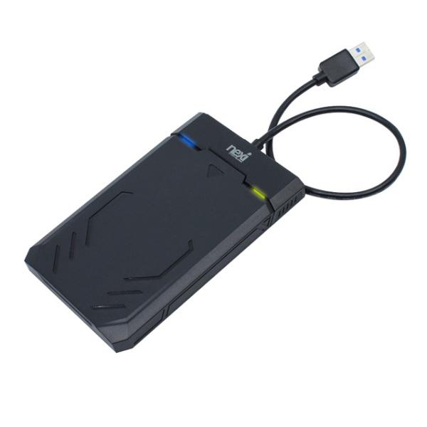 [NEXI] 2.5인치 외장케이스, 넥시 NX-Y3036 [USB3.0] [NX835] [하드미포함]