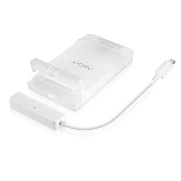 [이지넷유비쿼터스] 2.5인치 외장케이스, NEXT-435TC [USB3.1 Gen2 Type-C]