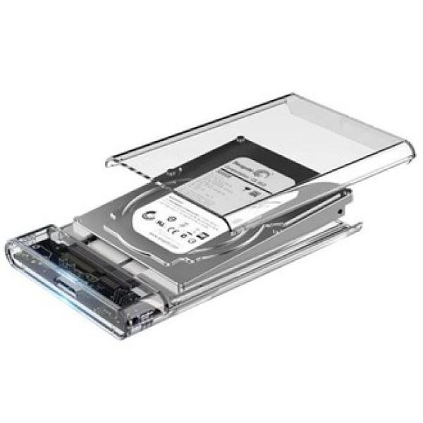[강원전자] 2.5인치 외장케이스, NETmate NM-HDN01 [USB3.0]