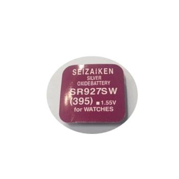 [세이자켄] 시계용 건전지 SR927SW 1알