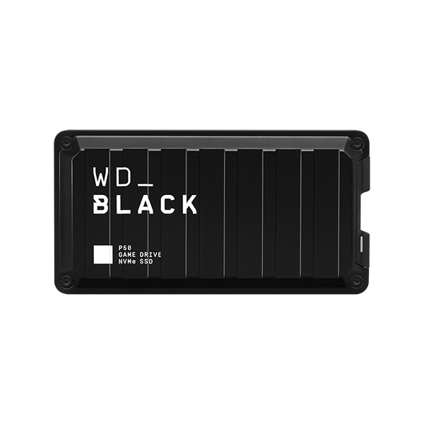 [Western Digital] 외장SSD, WD Black P50 Game Drive [USB3.2 GEN 2x2 / PS4,XBOX호환]
