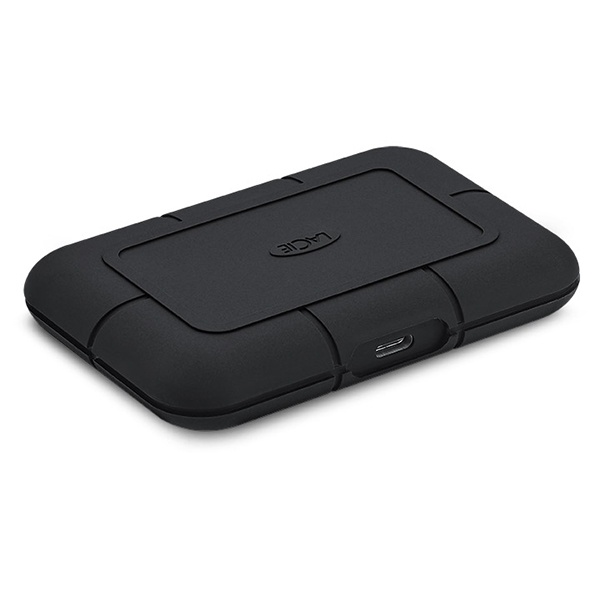 [SEAGATE LaCie] Rugged SSD Pro Thunderbolt3 + Rescue [MVMe] [Thunderbolt3/USB3.1/USB3.0]